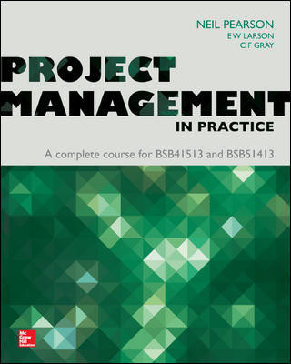 Pack Project Management In Practice