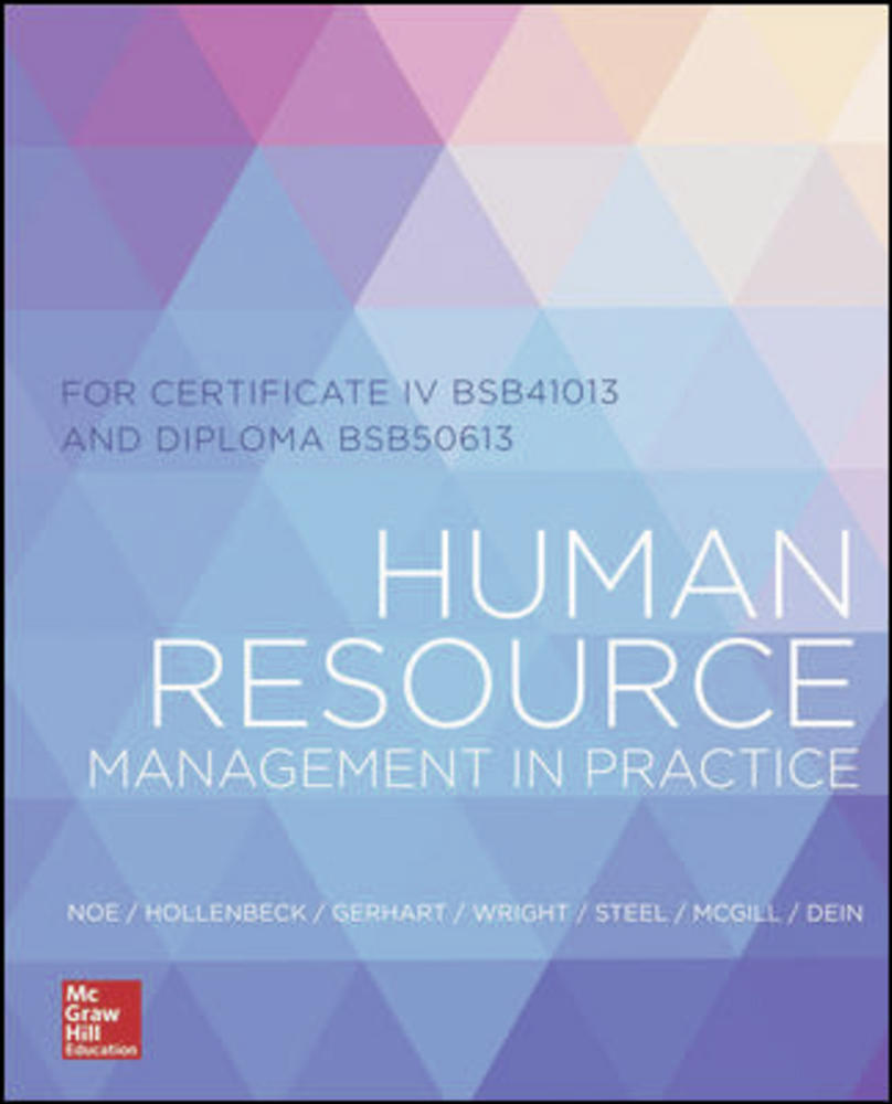 Human Resource Management in Practice Blended Learning Package