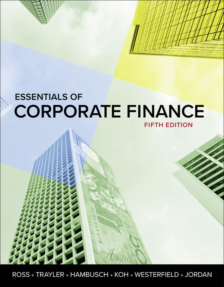 Essentials of Corporate Finance (Pack - includes Connect)