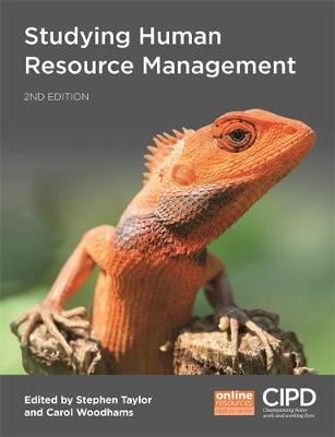 Studying Human Resource Management 2ed