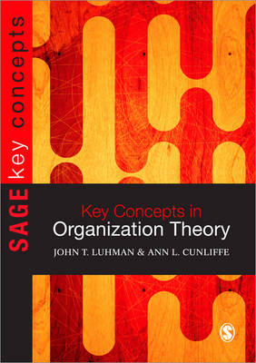 Key Concepts in Organization Theory