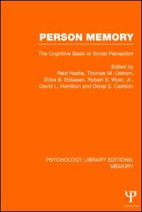 Person Memory (PLE: Memory)