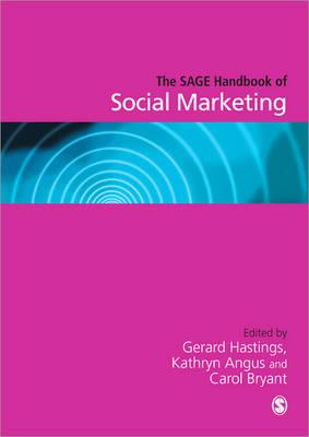 The Sage Handbook of Social Marketing