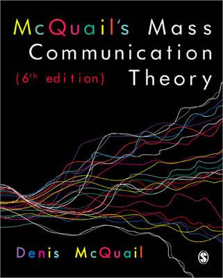 McQuail's Mass Communication Theory 6ed