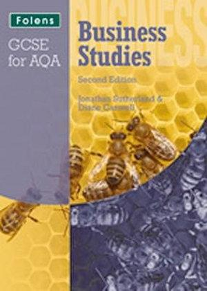 GCSE Business Studies Teacher's Support Guide and CD AQA