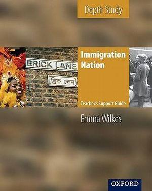 Immigration Nation teacher's support guide + CD-ROM