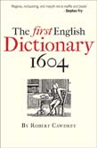 First English Dictionary 1604: Robert Cawdrey's 'A Table Alphabeticall'