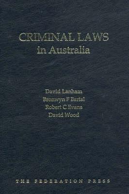 Criminal Laws In Australia