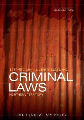 Criminal Laws Northern Territory