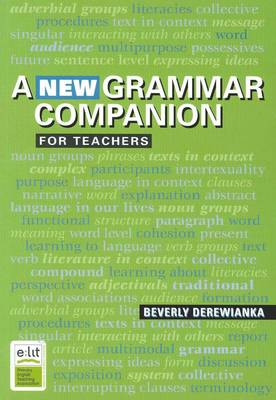 A New Grammar Companion for  Teachers