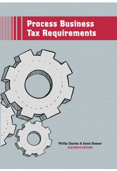 Process Business Tax Requirements