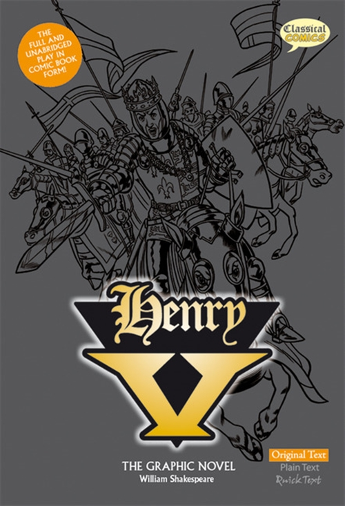 Henry V - Original Text