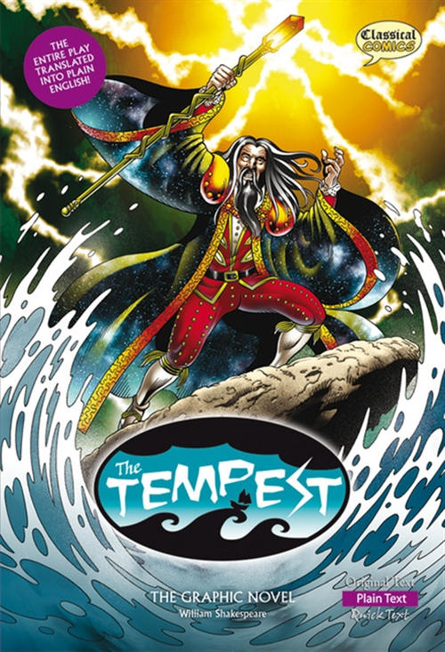 The Tempest - Plain Text