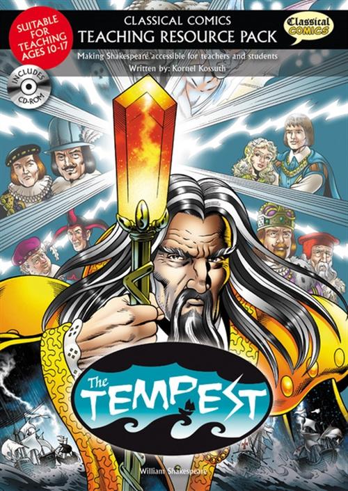 The Tempest Teacher Resource