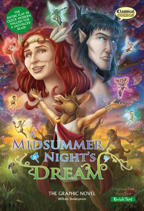 A Midsummer Night's Dream - Quick Text