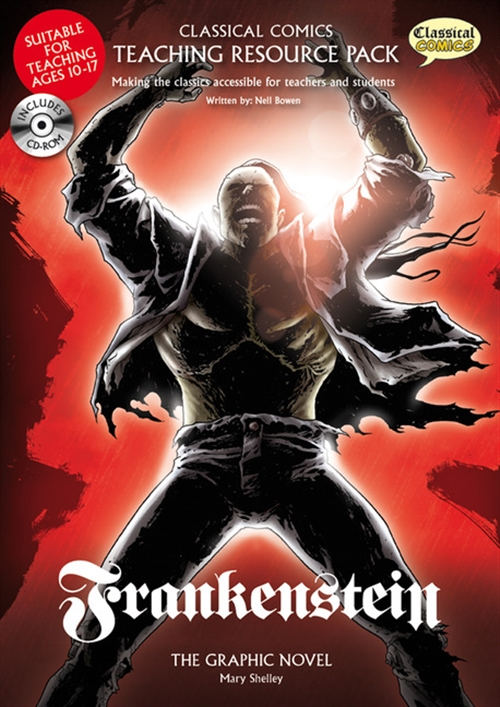 Frankenstein Teacher Resource