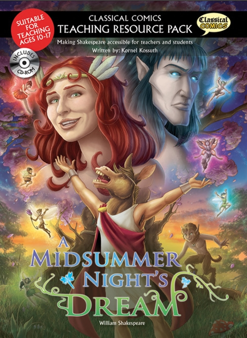 A Midsummer Night's Dream Teacher Resource