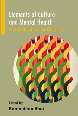 Elements Culture & Mental Health