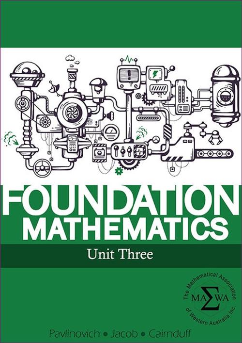 MAWA Foundation Mathematics: Unit Three