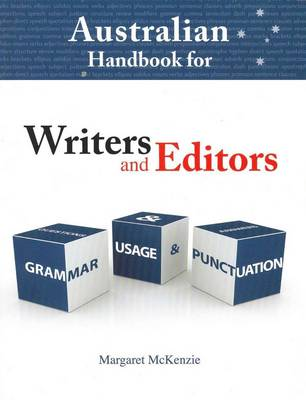 Australian Handbook for Writers and Editors 4/e