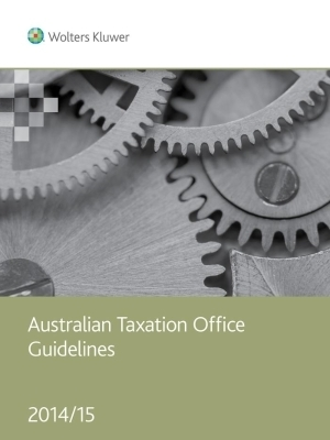Australian Taxation Office Releases 2014/15