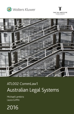 CommLaw1 - Australian Legal Systems: Commentary
