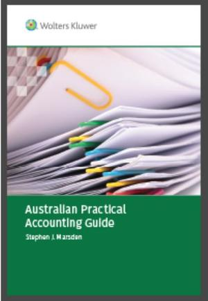 Australian Practical Accounting Guide