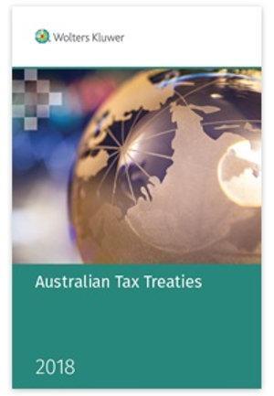 Australian Tax Treaties 2018