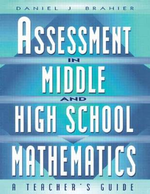 Assessment in Middle and High School Mathematics