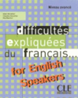 Difficultes Expliquees Du Francais