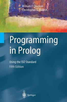 Programming in Prolog: Using the ISO Standard