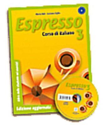 Espresso: Libro Dello Studente Ed Esercizi & CD Audio 3 - Edizione Aggiornata