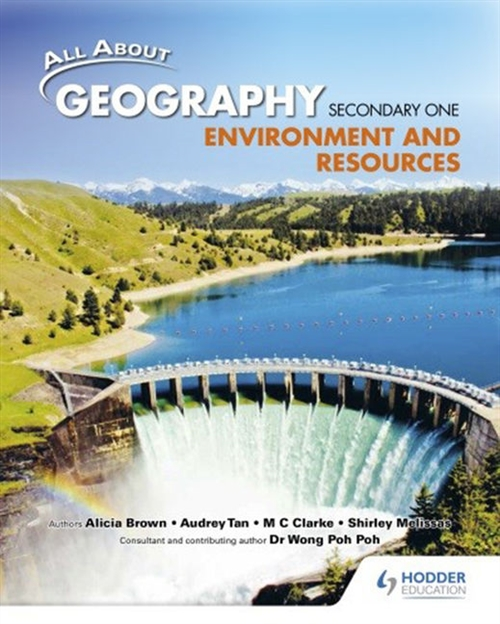 All About Geography: Environment and Resources Student Book