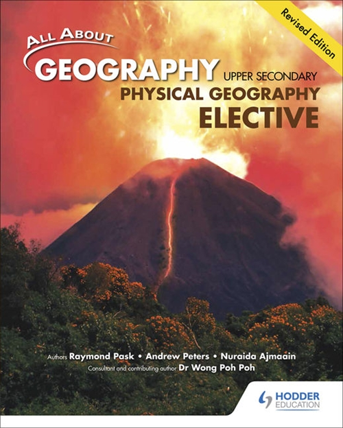 All About Geography: Physical Geography Student Book