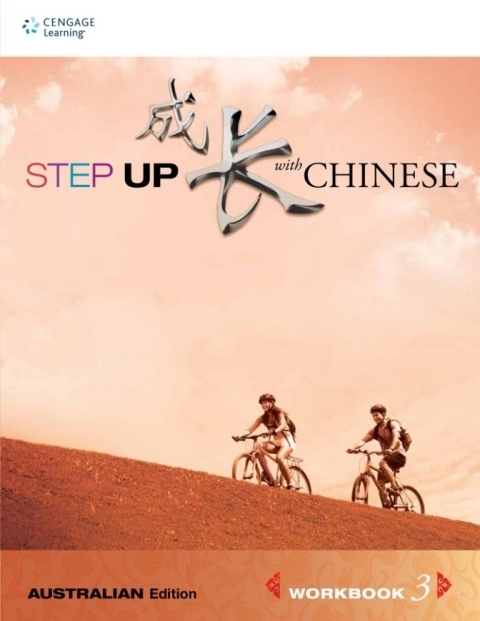 Step Up with Chinese Workbook 3 (Australian Edition)