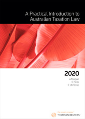 A Practical Intro to Aus Tax Law 2020