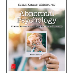 Abnormal Psychology: Clinical Perspective (Bound)