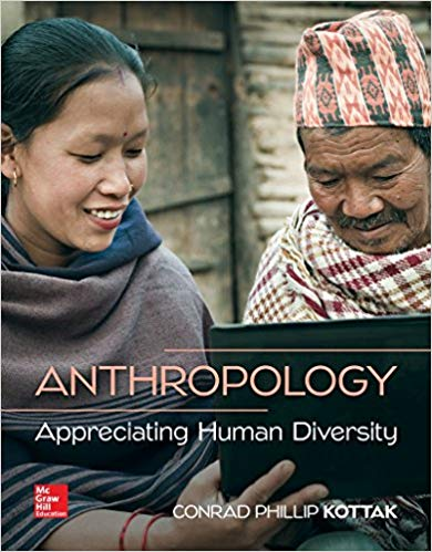 Anthropology: Appreciating Human Diversity (Bound)