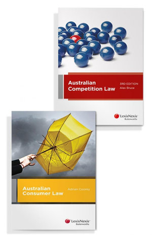 Australian Consumer Law and Australian Competition Law, 3rd edition (Bundle)