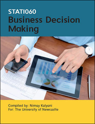 CUST Business Decision Making 1e