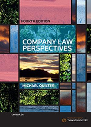 Company Law Perspectives 4e
