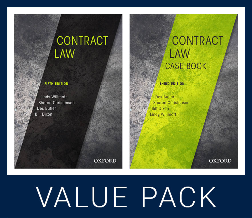 Contract Law 5e Value Pack
