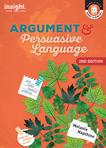 Argument and Persuasive Language 2nd Edition