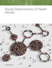 Social Determinants of Health PHE1SDH