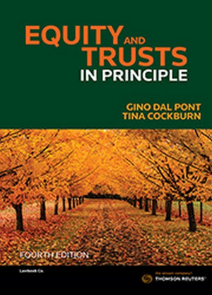 Equity & Trusts: In Principle 4e