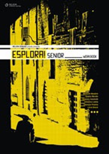 Esplora! Senior: Workbook with DVD : Workbook with DVD