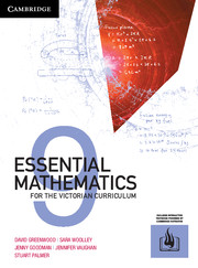 Essential Mathematics for the Victorian Syllabus Year 9