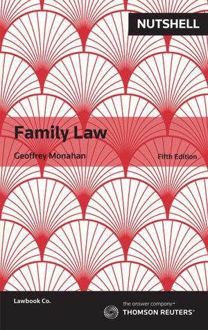 Nutshell Family Law