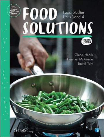 Food Solutions Units 3&4 (Student Books with 4 Access Codes)