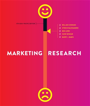 Marketing Research : Asia-Pacific Edition with Student Resource Access 6 Months